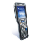 "Intermec CK70 3.5"" 480 x 640pixels Touchscreen 562g Black,Grey"