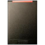 HID Identity iCLASS SE R40 smart card reader Indoor/outdoor Wiegand Black