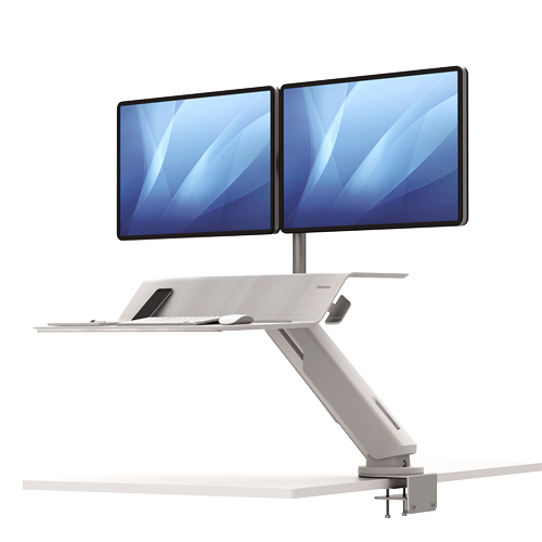 Fellowes 8081801 desktop sit-stand workplace