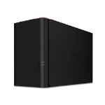 Buffalo TeraStation 1200 NAS Ethernet LAN Zwart