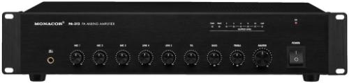 Monacor PA-312DMP AV receiver