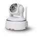 Dynamode Wireless Indoor Pan-Tilt-Zoom IP Camera With HD720p, 8pcs IR LEDs, 5m Range, 2 Way Audio, Micro-SD,