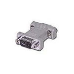 C2G DB9 M/F Adapter DB9-pin M DB9-pin FM Gris