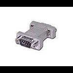C2G DB9 M/F Adapter DB9-pin M DB9-pin FM Grey