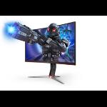 """AOC C27G2 computer monitor 68.6 cm (27"""") 1920 x 1080 pixels Full HD LED Black,Red"""