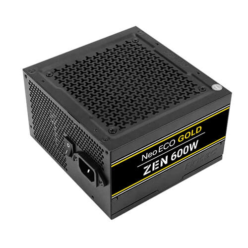 Antec NE600G Zen power supply unit 600 W 24-pin ATX ATX