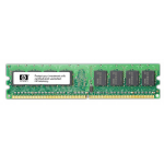 HP 4GB Fully Buffered DIMM PC2-5300 2x2GB DDR2 Memory Kit 4GB DDR2 667MHz ECC memory module