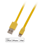 Lindy 1m, Lightning/USB Yellow