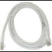 Microconnect CAT6 UTP 3m LSZH