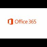 Microsoft Office 365 Plan E1 1 license(s) Multilingual