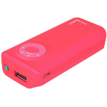Urban Factory BAT51UF 5600mAh Pink power bank