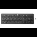 HP Link-5 keyboard RF Wireless Spanish Black