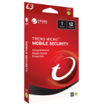 TREND MICRO Trend Micro Mobile Security 2017 (1 Device) 12mth