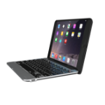 ZAGG Slim book Bluetooth QWERTY UK English Black mobile device keyboard
