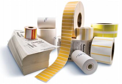 Intermec I24500 etiqueta de impresora Blanco