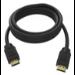 Vision TC-0-5MHDMI-BL cable HDMI 0,5 m HDMI tipo A (Estándar) Negro