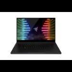 """Razer Blade Pro 17 Notebook 43.9 cm (17.3"""") 2560 x 1440 pixels 10th gen Intel® Core™ i7 16 GB DDR4-SDRAM 512 GB SSD NVIDIA GeForce RTX 3060 Wi-Fi 6 (802.11ax) Windows 10 Home Black"""