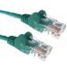 CONNEkT Gear Cat5e, 1.5m networking cable U/UTP (UTP) Green