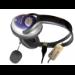 Dynamode Skype Stereo ClearSound headphone with Mic. Binaural headset