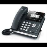 Yealink T42G-SFB Wired handset LCD Black IP phone