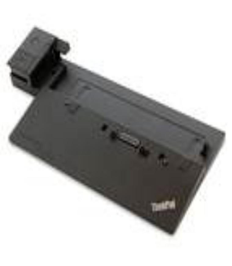 Lenovo Pro Dock USB 3.0 (3.1 Gen 1) Type-A Black