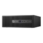 HP ProDesk 400 G3 - SFF - 1 x Core i5 6500 / 3.2 GHz - RAM 4 GB - SSD 256 GB - Value Endurance - DVD Su