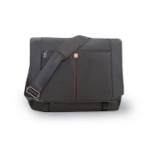 "Verbatim Berlin 16"" Messenger case Black"