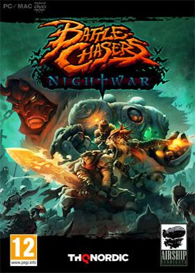 Nexway Battle Chasers Nightwar vídeo juego PC/Mac/Linux Básico Español