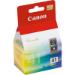Canon CL-41 cartucho de tinta 1 pieza(s) Original Cian, Magenta, Amarillo