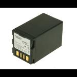 2-Power Camcorder Battery 7.2v 3300mAh
