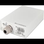 SilverNet MICRO 95 95 Mbit/s Network bridge White