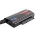 "Miscellaneous Unitek X001CBM9ZL USB 3.0 to SATA 2.5""/3.5"" SSD Hard Drive Converter Cable + Power Adapter"