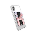 Speck GrabTab Camo Collection Mobile phone/Smartphone Orange, White Passive holder