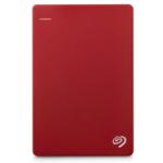 Seagate Backup Plus Slim, 1TB 1000GB Red external hard drive