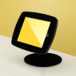 "Bouncepad Counter 60 tablet security enclosure 25.6 cm (10.1"") Black"