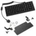 Zebra VC70 teclado USB QWERTY Negro