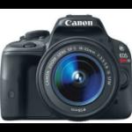 Canon EOS Rebel SL1 + EF-S 18-55mm SLR Camera Kit 18MP CMOS 5184 x 3456pixels Black