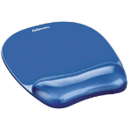 Fellowes 9114120 Blue mouse pad