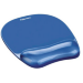 Fellowes 9114120 alfombrilla para ratón Azul