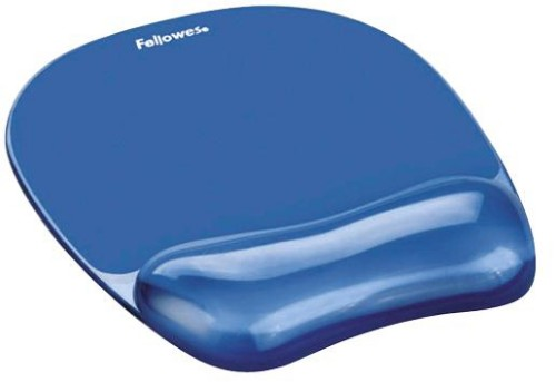 Fellowes 9114120 mouse pad Blue