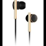Caeden Linea Nº2 Headset In-ear Carbon,Gold