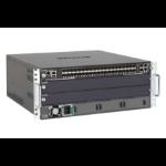 Netgear M6100-44GF3 Managed Gigabit Ethernet (10/100/1000) 4U Black,Grey