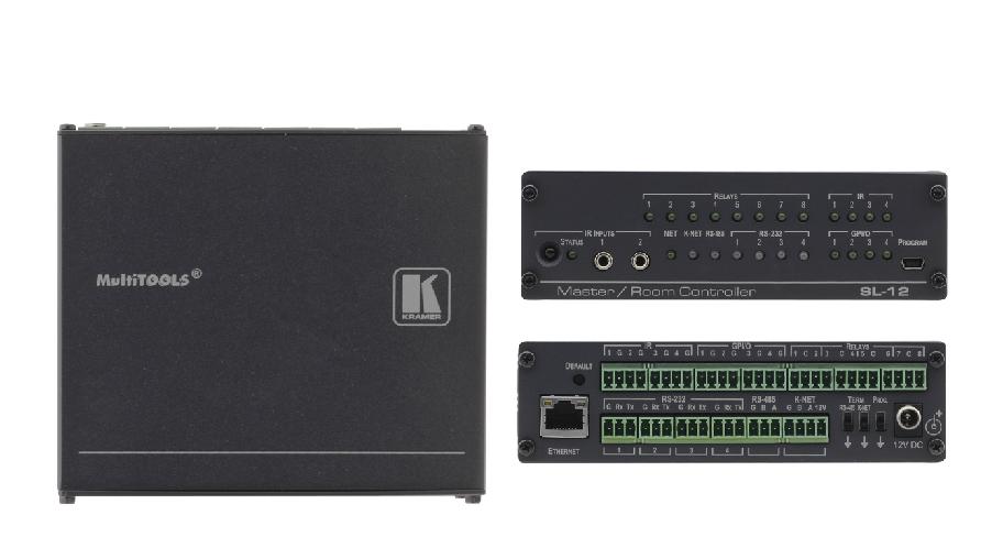 Kramer Electronics SL-12 multiroom audio controller