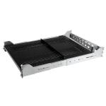StarTech.com 2U geventileerde en uitschuifbare Server Rack lade met kabelbeheer & verstelbare montagediepte 22,7 kg