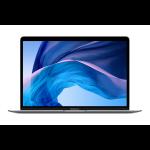 """Apple MacBook Air Notebook Gray 33.8 cm (13.3"""") 2560 x 1600 pixels 10th gen Intel® Core™ i5 8 GB LPDDR4x-SDRAM 512 GB SSD Wi-Fi 5 (802.11ac) macOS Catalina"""