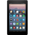 Amazon Fire 7 8GB Black tablet