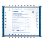 Spaun SMK 99129 FA satellite multiswitch 10 inputs 21 outputs