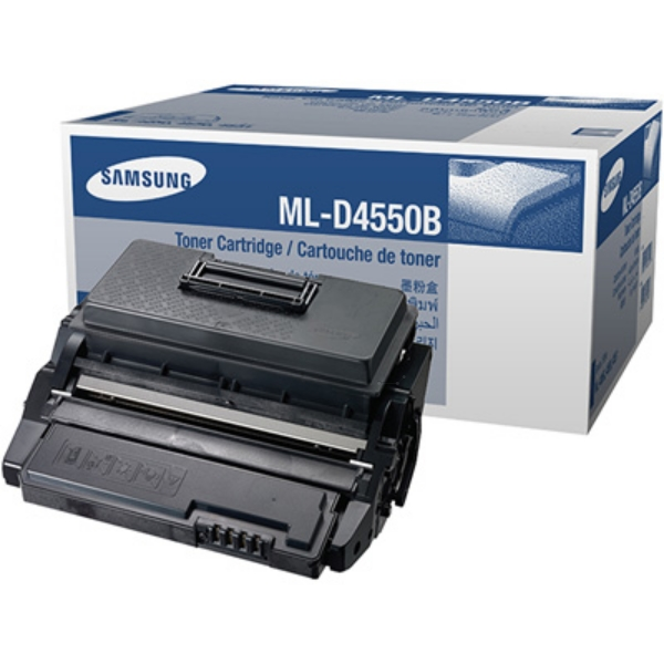 Samsung ML-D4550B/ELS Toner black, 20K pages
