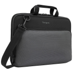 "Targus Work-in Essentials notebook case 35.6 cm (14"") Briefcase Black,Grey"