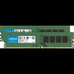 Crucial CT2K8G4DFRA266 memory module 16 GB 2 x 8 GB DDR4 2666 MHz